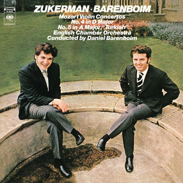 Daniel Barenboim - Mozart: Concerto No. 5 in A Major, K. 219 & Concerto No. 4 in D Major, K. 218 ((Remastered))