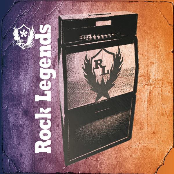 Various Artists - Rock Legends eAlbum
