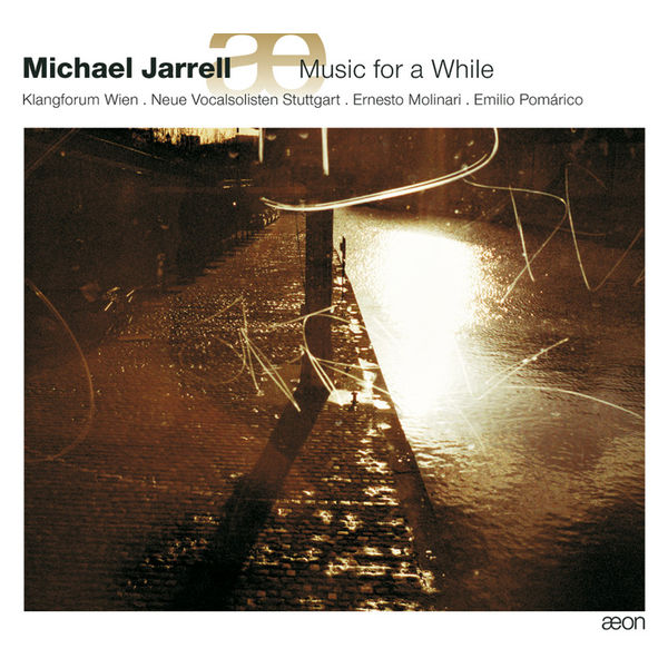 Ernesto Molinari - Jarrell: Music for a While