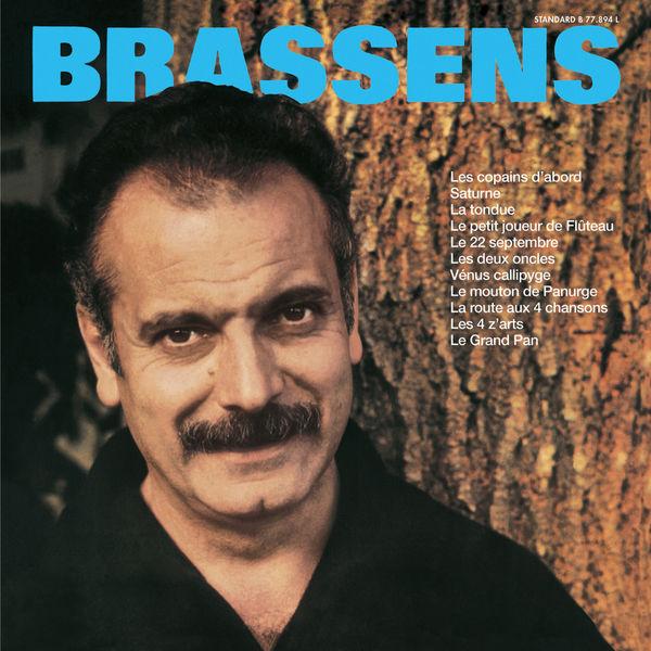 Georges Brassens - Georges Brassens N°10