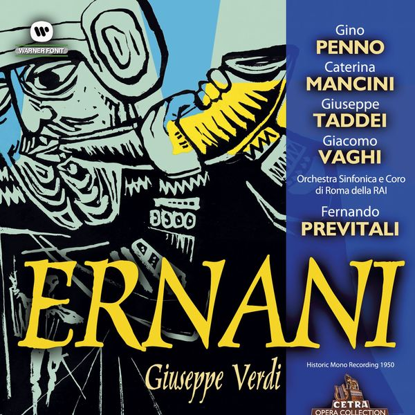 Fernando Previtali - Ernani