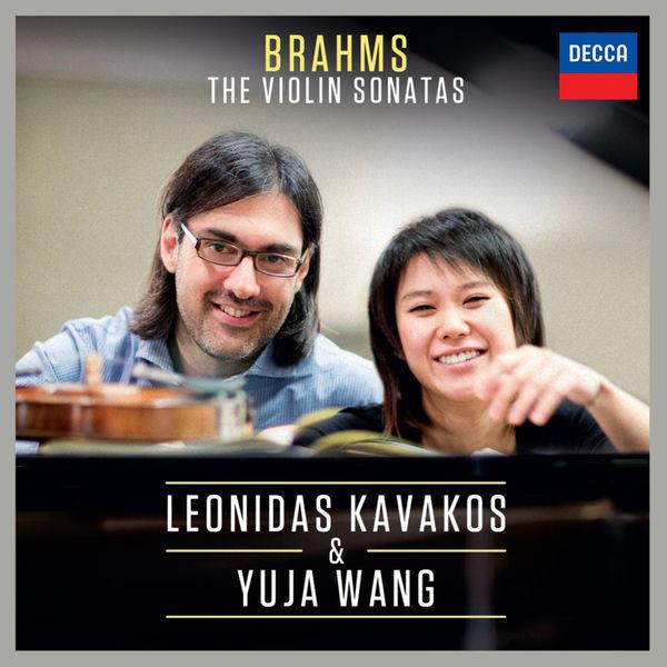 Leonidas Kavakos - Brahms: The Violin Sonatas