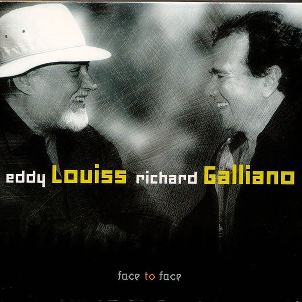 Eddy Louiss - Face To Face