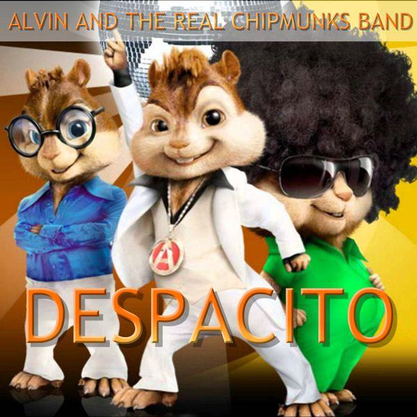 Album Despacito (The Chipmunks Remix), Alvin & The Real