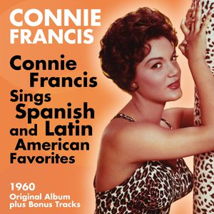 Connie Francis Sings Spanish And Latin American Favorites 79