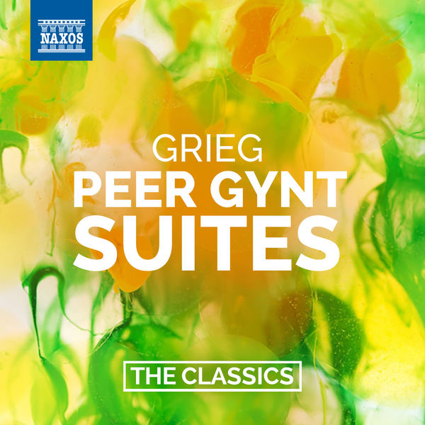 BBC Scottish Symphony Orchestra - Grieg: Peer Gynt Suites