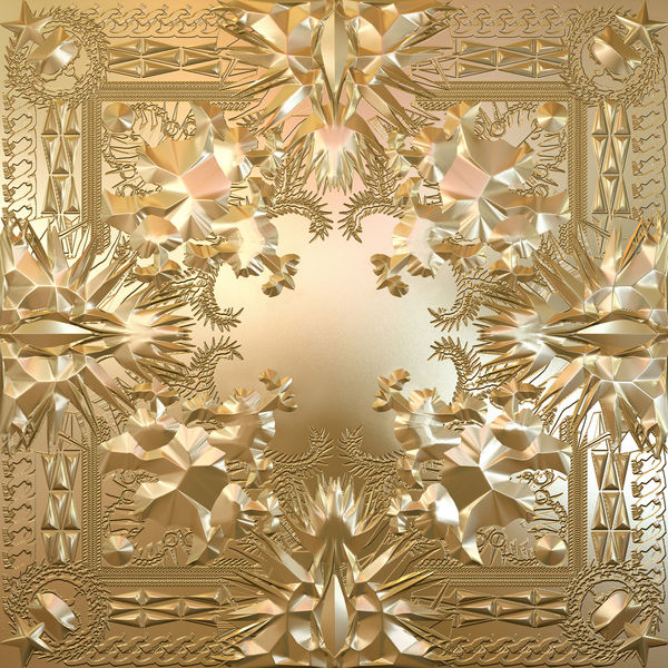 Jay-Z - Watch The Throne (Deluxe)