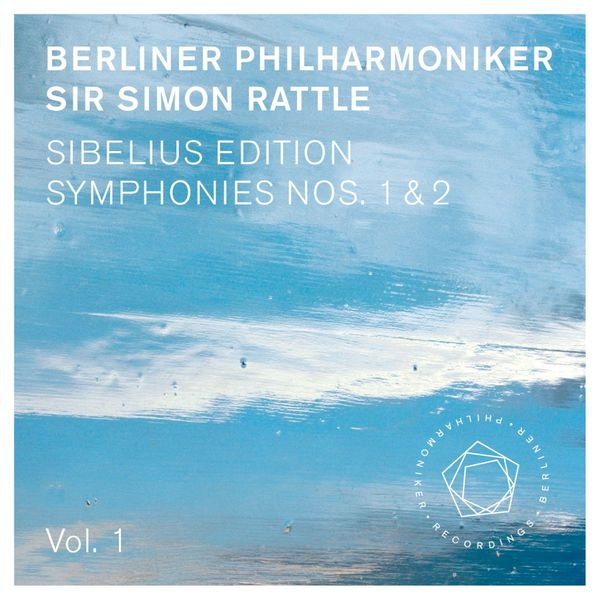 Berliner Philharmoniker - Jean Sibelius: Symphonies Nos. 1 & 2 (Surround Sound 5.0 Edition)