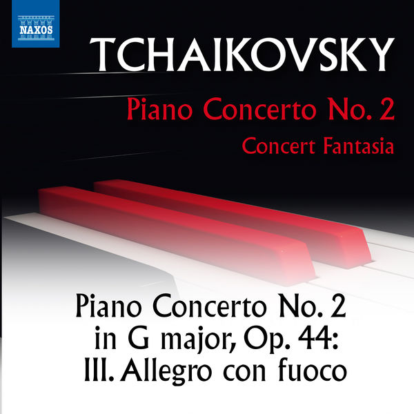 Eldar Nebolsin - Piano Concerto No. 2 in G Major, Op. 44, TH 60: III. Allegro con fuoco