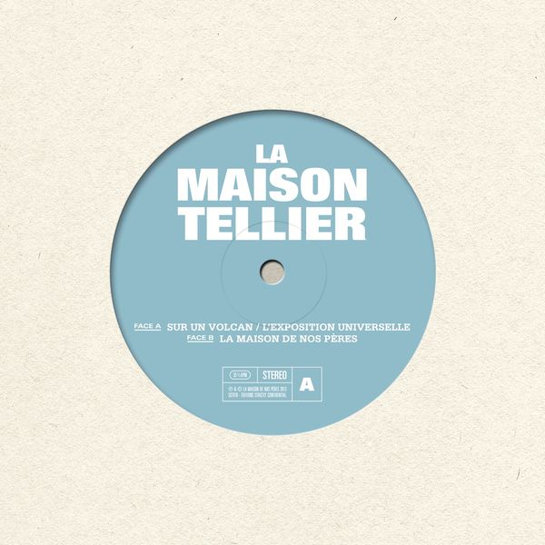 La Maison Tellier - Sur un volcan (Special Edition Vinyl)