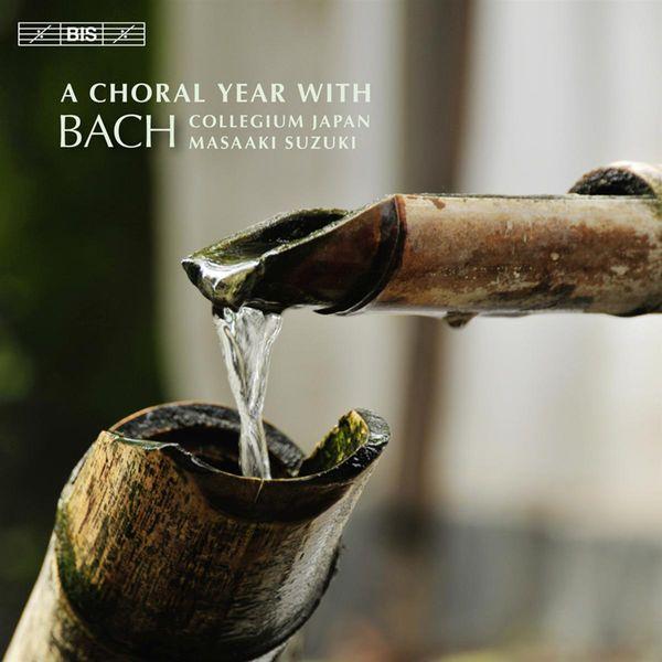 Masaaki Suzuki - A Choral Year With Bach