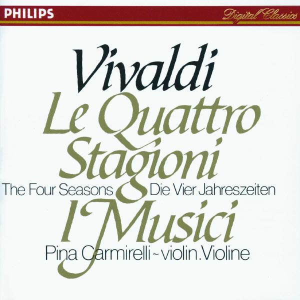 Antonio Vivaldi - Les Quatre Saisons De Gérardmer