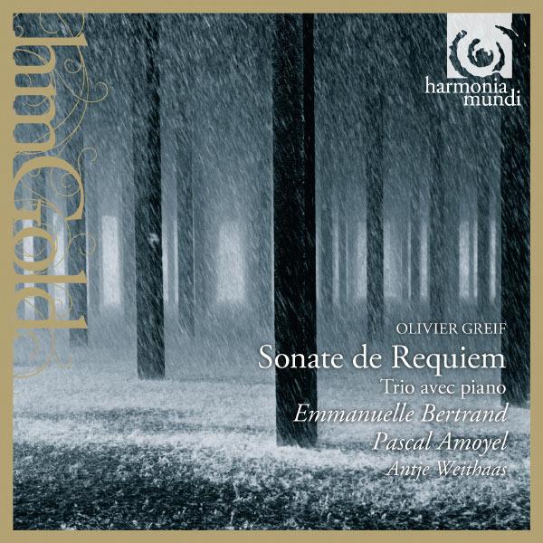 Emmanuelle Bertrand - Olivier Greif : Sonate de Requiem - Trio avec piano