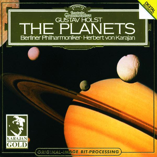 Herbert von Karajan - Holst : The Planets