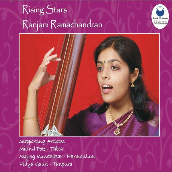 Ranjani Ramachandran - Rising Stars - Ranjani Ramachandran