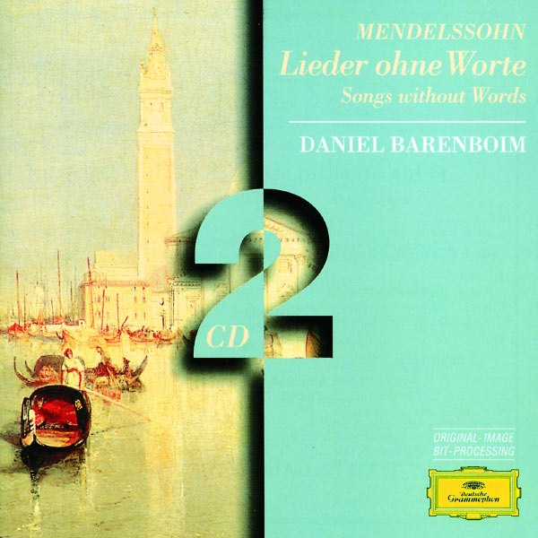 Daniel Barenboim - Mendelssohn: Songs without Words