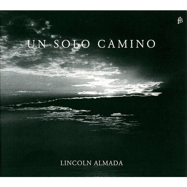 Lincoln Almada - La harpe en Amérique latine