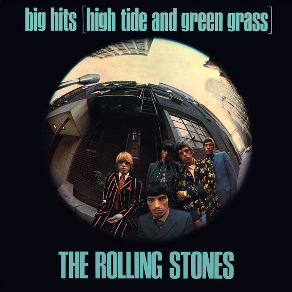 The Rolling Stones - Big Hits (High Tide And Green Grass - HD 88,2kHz/24-bit)
