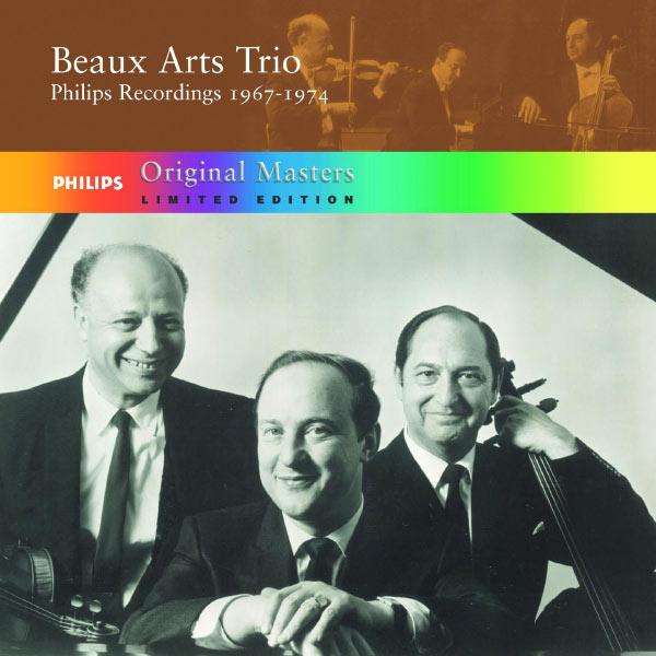 Beaux Arts Trio - Beaux Arts Trio: Philips Recordings 1967-1974