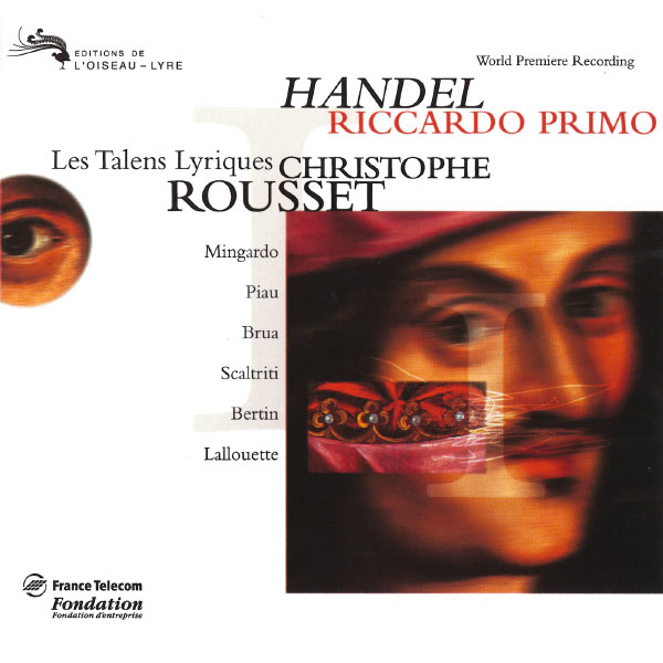 Sara Mingardo - Georg Friedrich Händel : Riccardo Primo, Rè d'Inghilterra