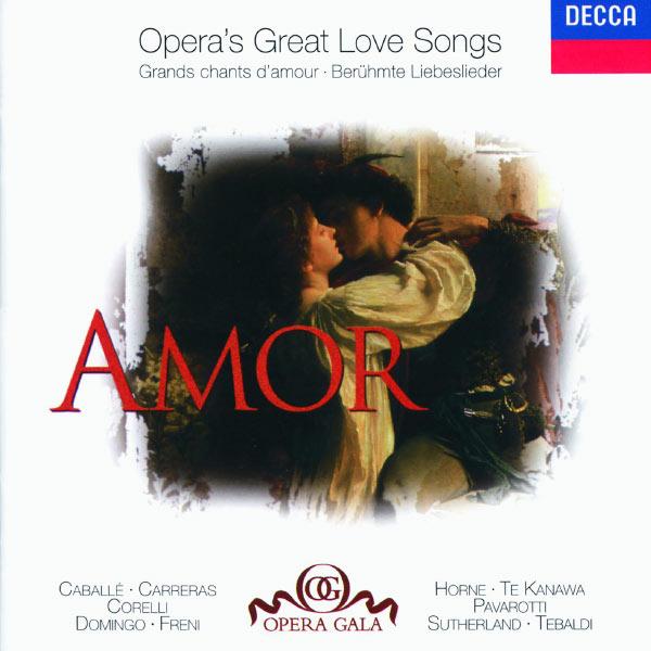 Montserrat Caballé - Amor - Opera's Great Love Songs
