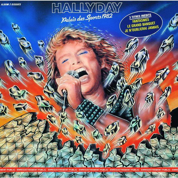 Johnny Hallyday - Palais Des Sports 1982