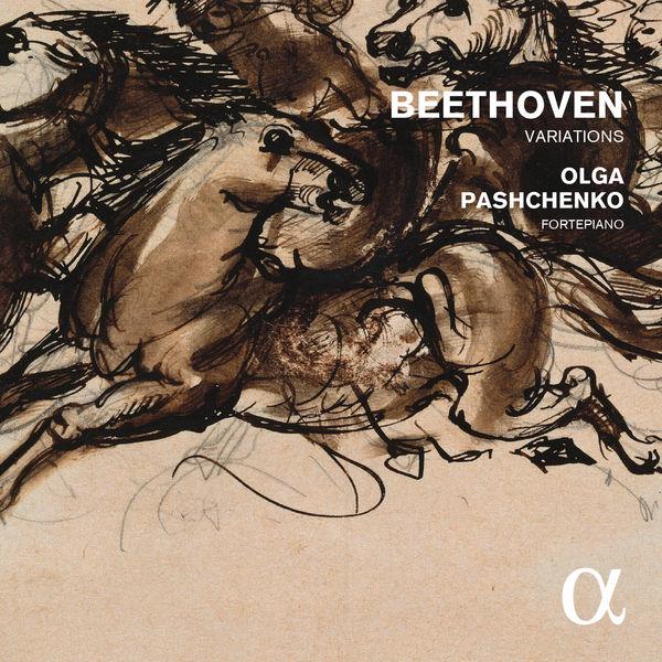 Olga Pashchenko - Beethoven: Variations
