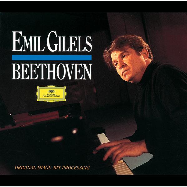 "Emil Gilels - Beethoven: Piano Sonatas; ""Eroica"" Variations; ""Electotal"" Sonatas"