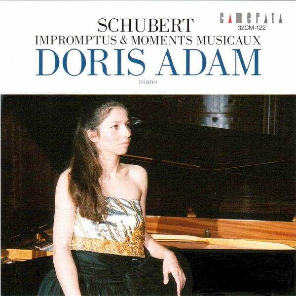 Doris Adam - Impromptus & Moments musicaux
