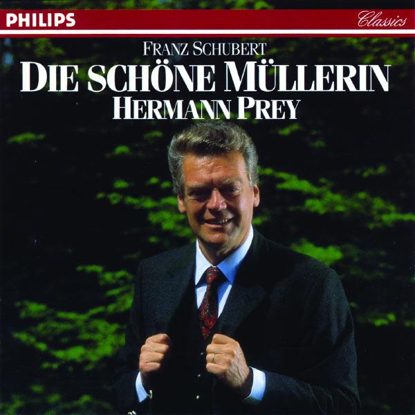 Hermann Prey - Franz Schubert: Die schöne Müllerin, D.795, Op.25