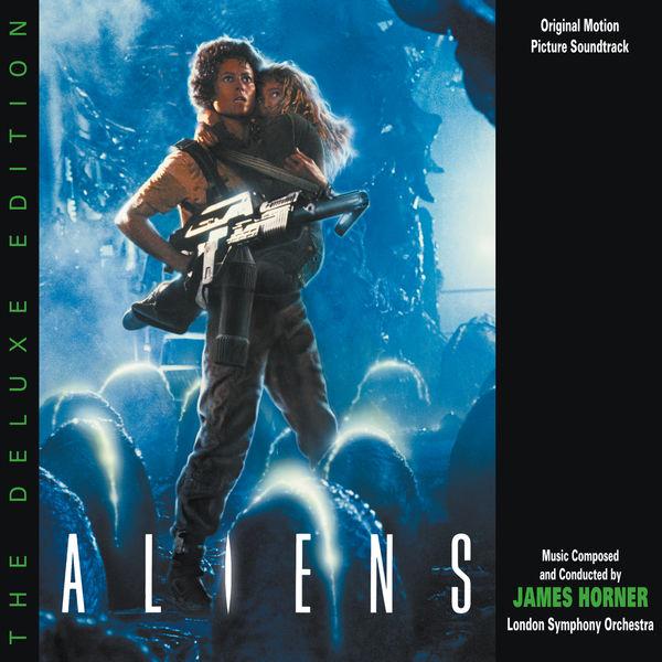 James Horner|Aliens: The Deluxe Edition (Original Motion Picture Soundtrack)
