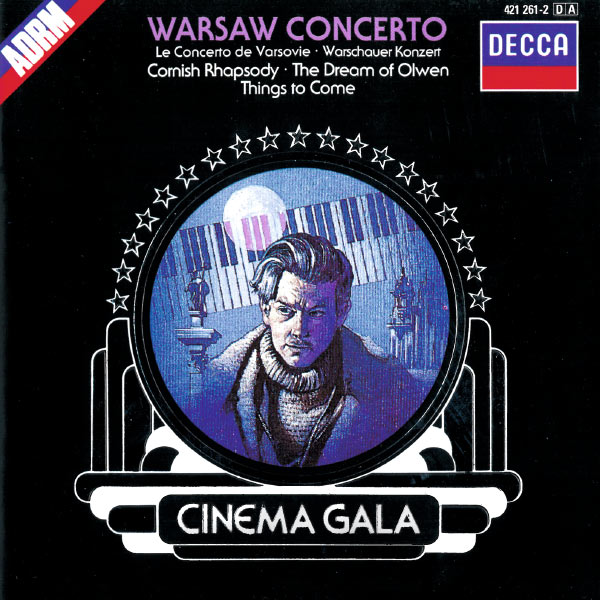 Various Artists - Warsaw Concerto - Cinema Gala
