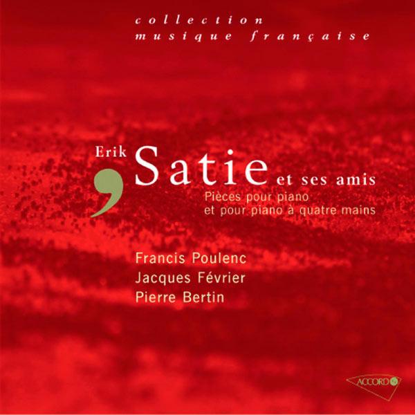 Francis Poulenc - Satie: Pièces pour piano