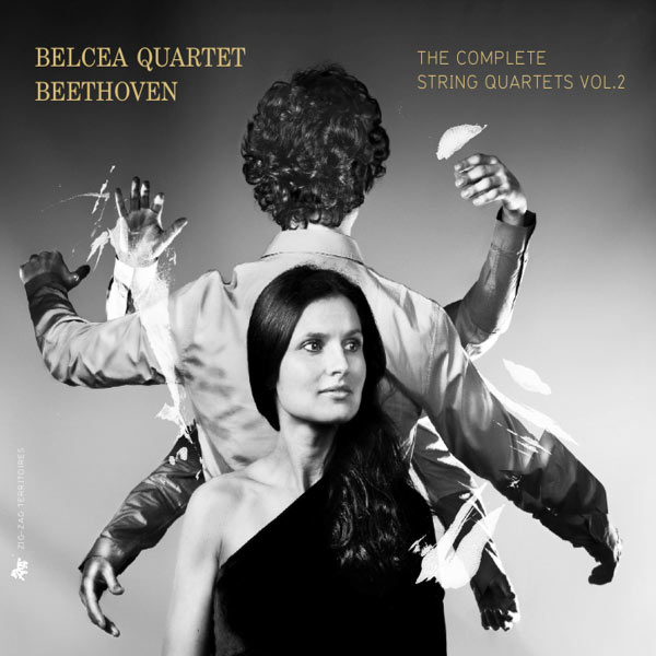 Belcea Quartet - Ludwig van Beethoven : The Complete String Quartets (Intégrale des quatuors à cordes), Vol. 2