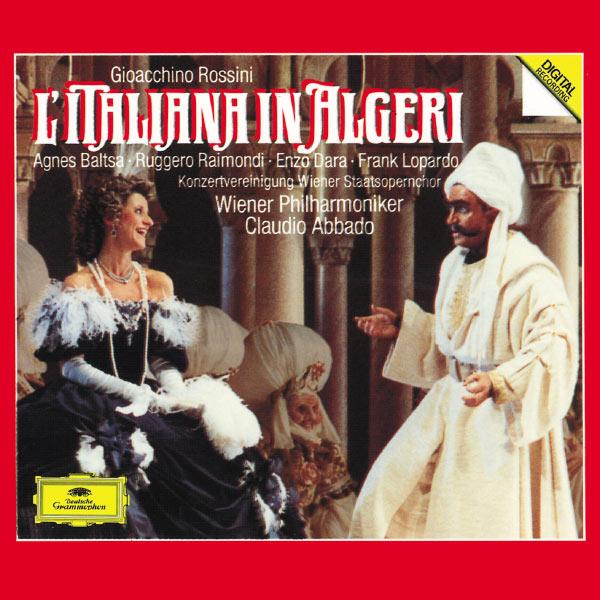 Wiener Philharmonic Orchestra - Rossini: L'Italiana in Algeri