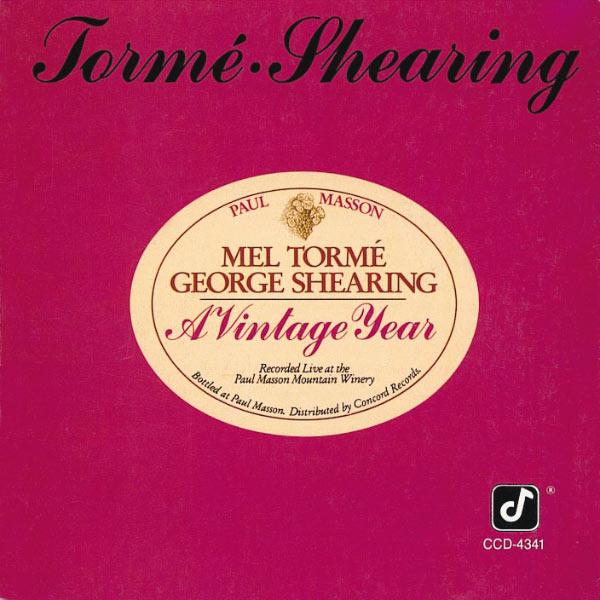 Mel Torme - A Vintage Year