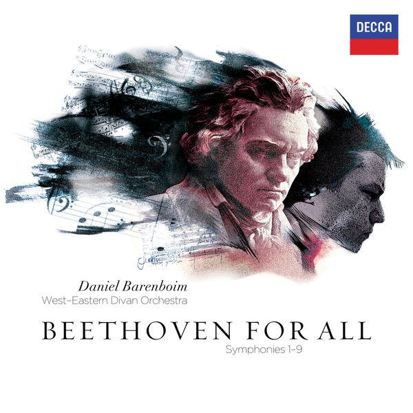 West-Eastern Divan Orchestra - Ludwig van Beethoven : Symphonies Nos. 1-9