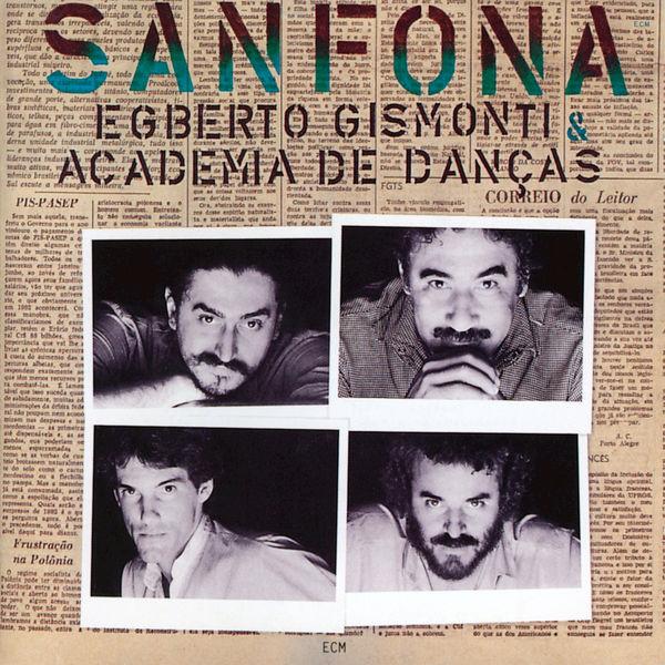 Egberto Gismonti - Sanfona