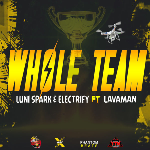 Luni Spark & Electrify - Whole Team