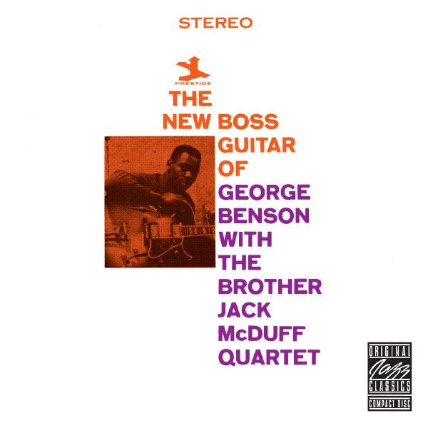 George Benson - The New Boss Guitar