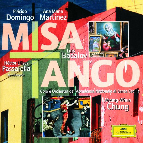 Ana Maria Martinez - Bacalov: Misa Tango; Tangosaín / Piazzolla: Adiós Nonino; Libertango
