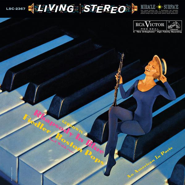 Earl Wild - Gershwin: Rhapsody in Blue & An American in Paris