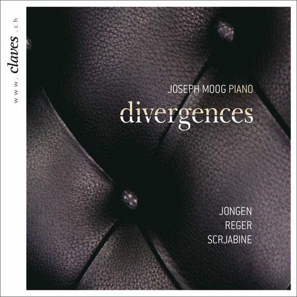 Joseph Jongen|Divergences (Jongen, Reger, Scriabine)