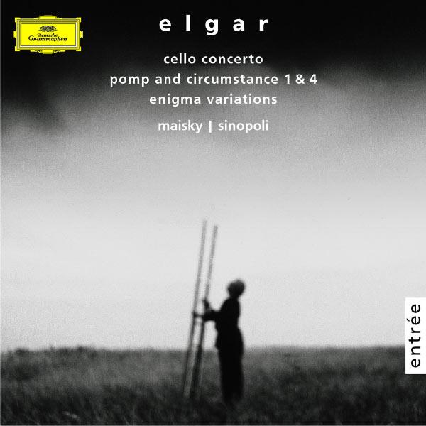 Mischa Maisky - Elgar: Cello Concerto op.85 · Enigma Variations · Pomp and Circumstance 1 & 4