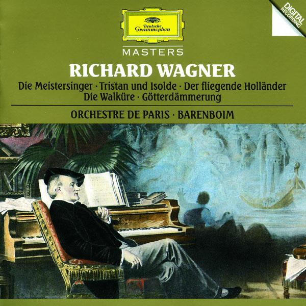 Orchestre de Paris - Wagner: Orchestral Music