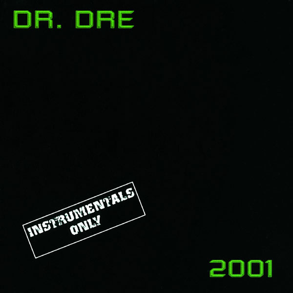 2001 | dr. Dre – download and listen to the album.