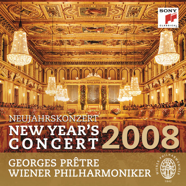 Georges Prêtre - New Year's Concert 2008