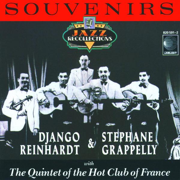 Django Reinhardt - Souvenirs