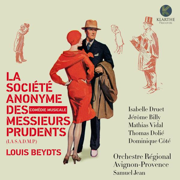 Samuel Jean - Louis Beydts : La SADMP