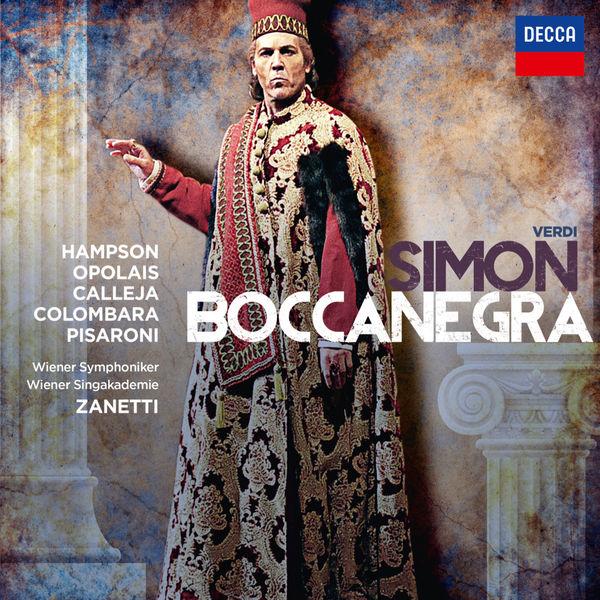 Thomas Hampson - Verdi: Simon Boccanegra